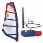 Unifiber Evolution II Freeride Windsurf Rig