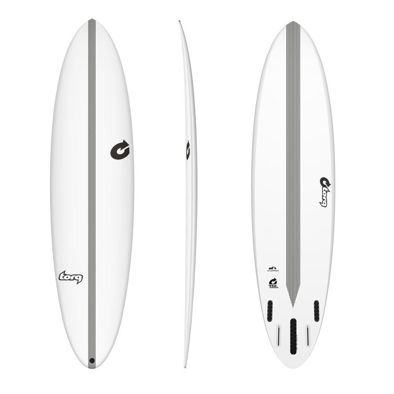 Surfboard TORQ Epoxy TEC Chopper 7.6