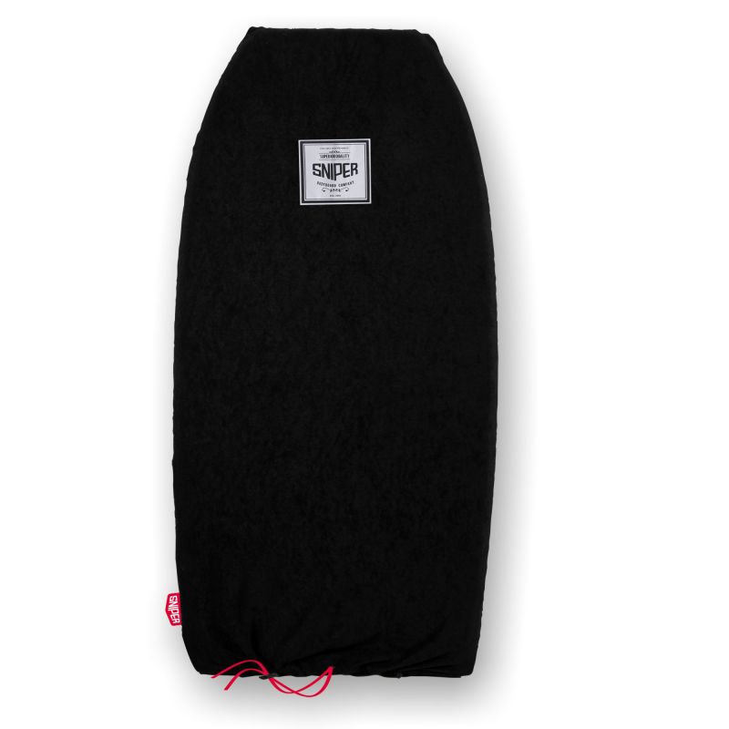 SNIPER Boardbag Bodyboard Stretch Socke zwart