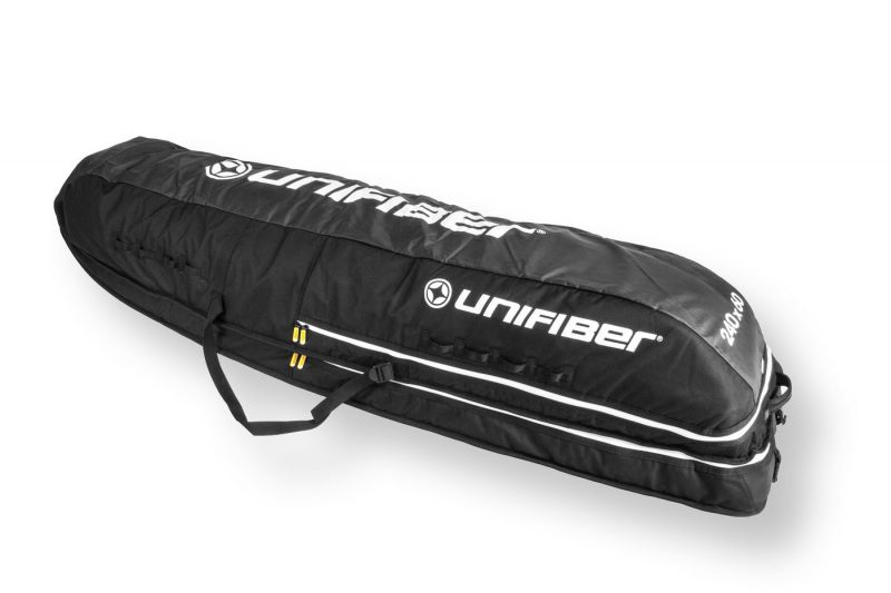Unifiber Blackline Roofrack Boardbag