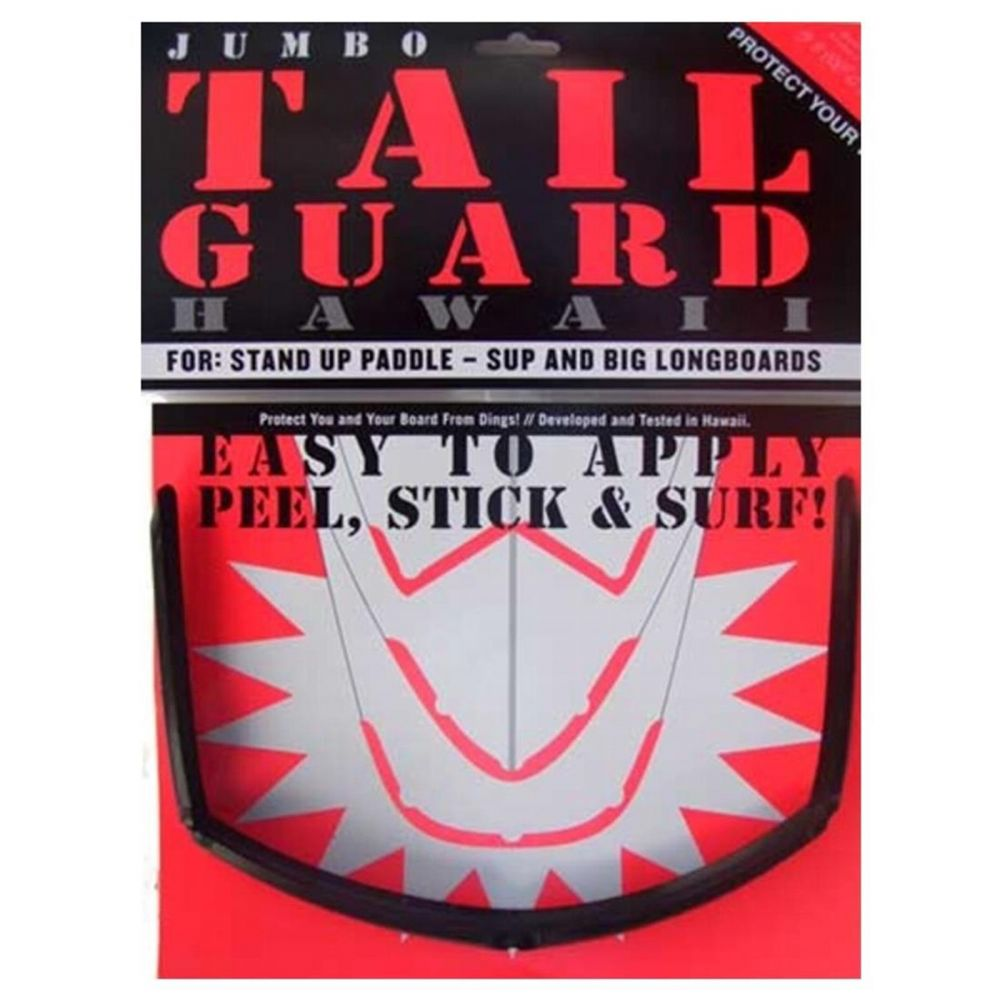 ProodECK Tail Guard SUP Board zwart