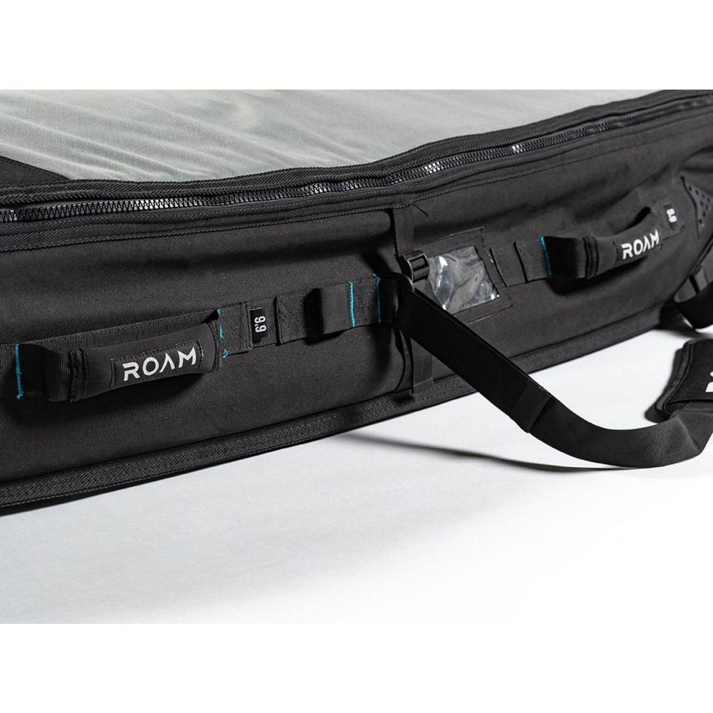 ROAM Boardbag Surfboard Coffin 9.6 Doppel Triple