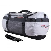 OverBoard waterdicht Duffel Bag 90 Lit ADV wit