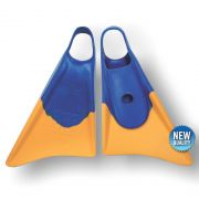 Bodyboard Flossen CHURCHILL Makapuu XL Blue Yellow