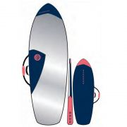 MADNESS Boardbag PE 6.6 Fish blauww rood